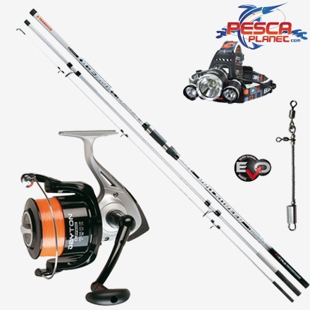 Super Combo Surfcasting Pescaplanet