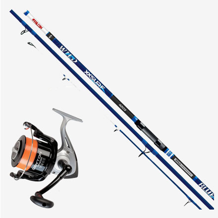 Mulinello Daiwa Black Widow